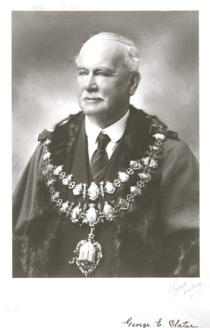 George Ernest Slater (1868-1942)