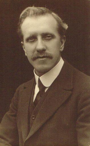 Rev George Welbourne | Englesea Brook Museum 30o/01