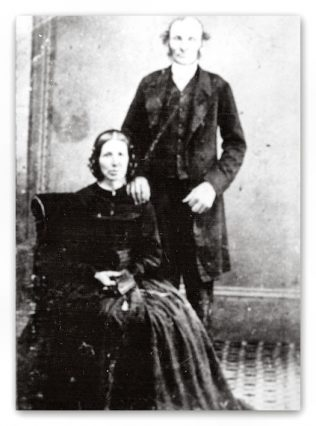 George and Sophia Dowty