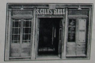 St.Giles Hall, home of the first Primitive Methodist society in Reading | Handbook of the Primitive Methodist Conference 1915; Englesea Brook Museum
