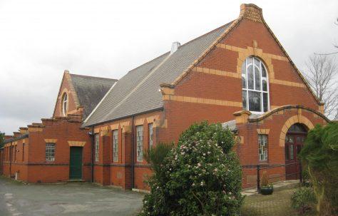 Glazebrook Primitive Methodist Centenary Church Cheshire