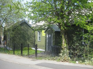 Glossop (Princess Street)  Primitive Methodist Chapel Derbyshire