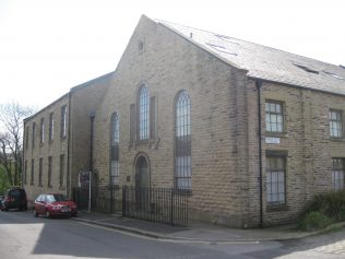 Glossop (Shrewbury Street) Primitive Methodist Chapel Derbyshire