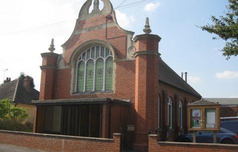 Gnosall PM Chapel Staffordshire