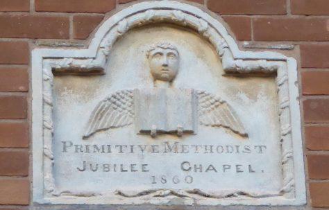 Gnosall PM Chapel Memorabilia