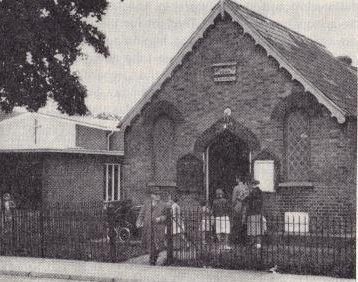 Goffs Oak Primitive Methodist Chapel, Hertfordshire