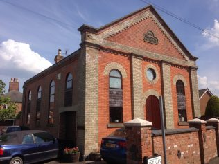 Gotham Primitive Methodist Church, Nottinghamshire