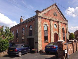 Gotham Primitive Methodist Church, Nottinghamshire   Peter Barber, 19.5.14