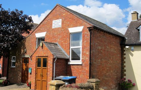 Grandborough Primitive Methodist chapel