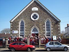 Broad Lane Primitive Methodist chapel as it looks today | David Cracknell 2013