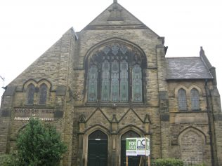 Sheffield Greystones Road Primitive Methodist Chapel Yorkshire