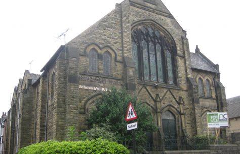 Sheffield (Greystones Road) Primitive Methodist Chapel Yorkshire