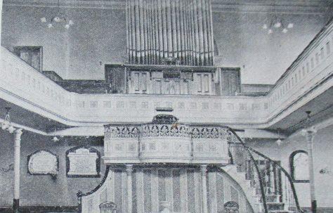 Grimsby Ebenezer Primitive Methodist chapel