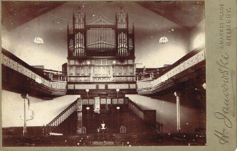 Grimsby Flottergate Primitive Methodist Church
