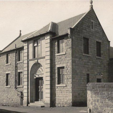 Photo No.6 1868 Sunday School | Aireborough Historical Society