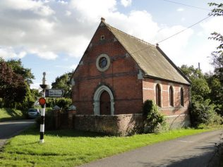 Primitive Methodist Chapel, Almeley Wootton | © Copyright Philip Pankhurst and licensed for reuse under this Creative Commons Licence.