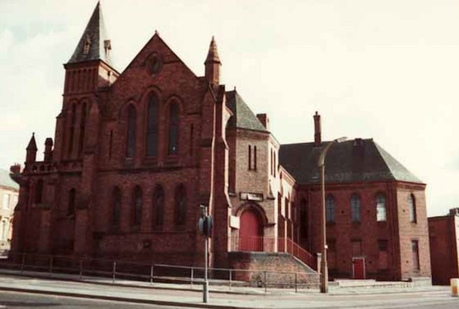Glebe PM Church, South Shields in 1983 | Bede Circuit Archive Collections