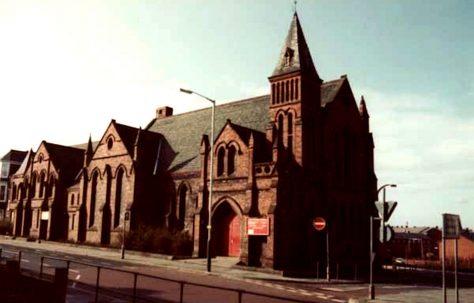 South Shields Glebe Primitive Methodist Church (ii)