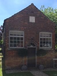 Haconby Chapel: near Bourne