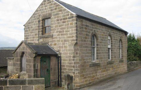 Hackney Primitive Methodist Chapel Greenaway Lane Hackney Derbyshire