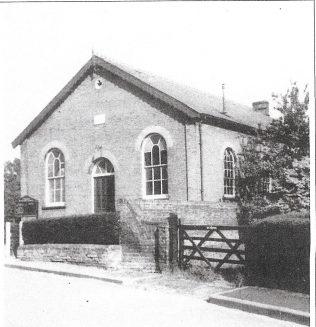 Hadleigh PM Chapel | Hadleigh Archive