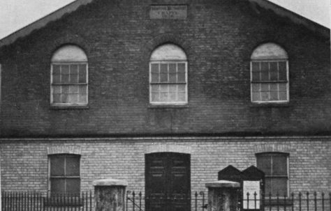 Stowmarket Primitive Methodist Chapel, Suffolk