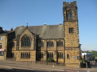 Halifax Ebenezer PM Church, St. James Road