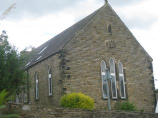 Haltwhistle (Ebenezer, Castle Hill) Primitive Methodist Chapel Northumberland