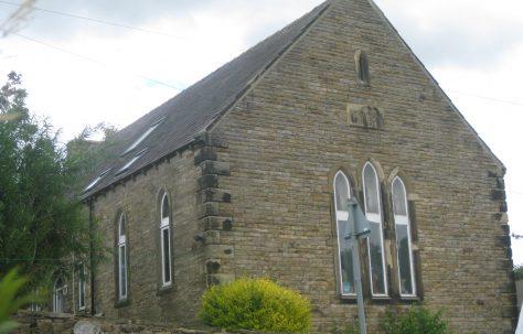 Haltwhistle (Ebenezer, Castle Hill) Primitive Methodist Chapel Northumberland