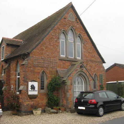 Hampton Heath Primitive Methodist Chapel Bickerton Road Cheshire