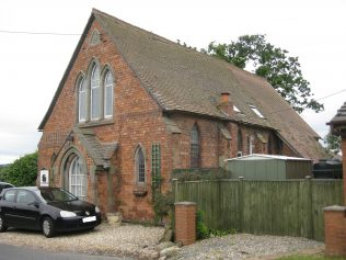 Hampton Heath PM Chapel Bickerton Road Cheshire