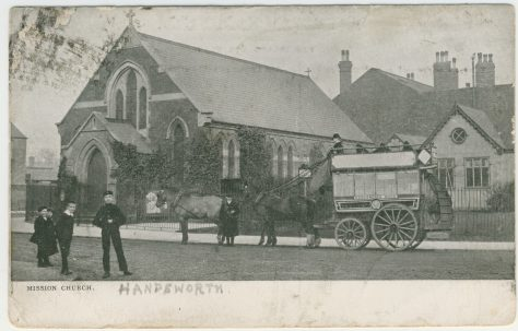 Were these Primitive Methodist chapels?