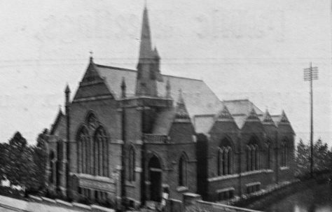 Harringay Mattison Road Primitive Methodist chapel