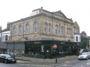 Harrogate (Cheltenham Mount) Primitive Methodist Chapel Yorkshire