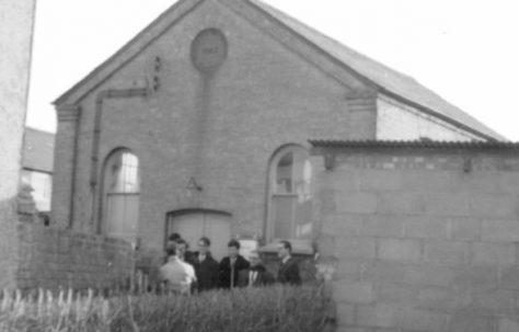 Haslingfield Primitive Methodist Chapel, Cambridgeshire