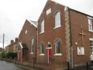 Haslington Primitive Methodist Chapel, Cheshire