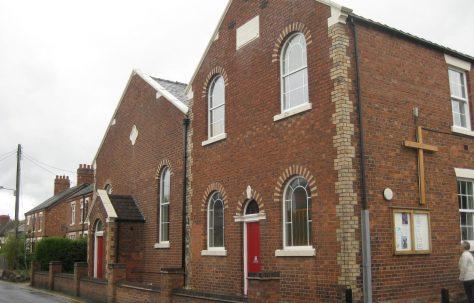 Haslington Primitive Methodist Chapel, Cheshire