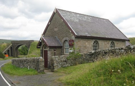 Hawes Junction; Mount Zion PM Chapel