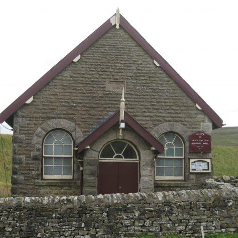 Hawes Junction; Mount Zion PM Chapel | Photo taken August 2013 by Elaine & Richard Pearce