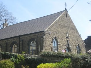 Hayfield - Hugh Bourne Primitive Methodist Chapel Derbyshire