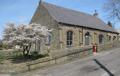 Hayfield - Hugh Bourne Primitive Methodist Chapel Derbyshire