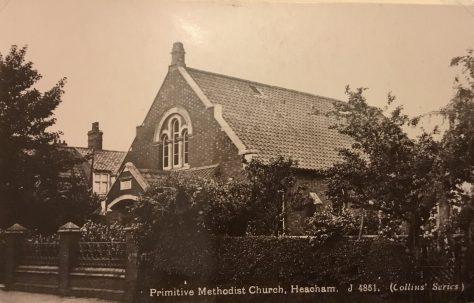 Heacham Primitive Methodist Chapel, Norfolk