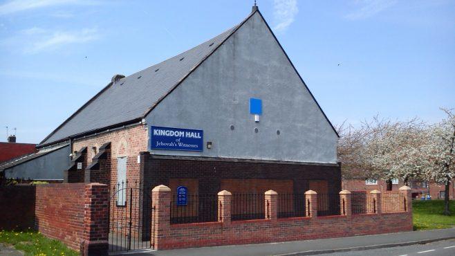 The former chapel in 2016 | Elaine & Richard Pearce
