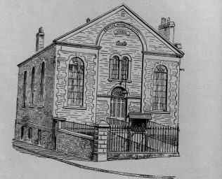 Barton Hill Hebron Primitive Methodist chapel | 81st Conference Handbook, June 1901
