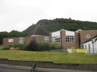 The new chapel built in 1965