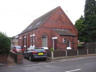 Primitive Methodist Sunday School 1902