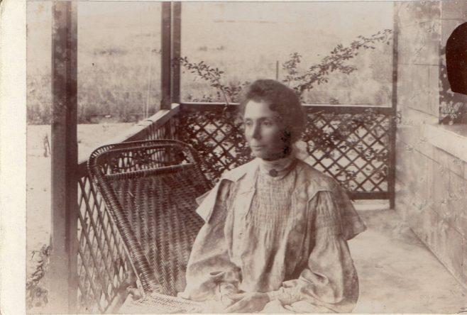 Herbert Alcock's wife | David Robinson