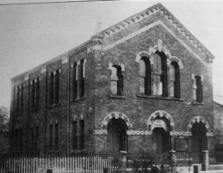 Hesketh Bank Primitive Methodist chapel | Handbook of the 90th Annual Primitive Methodist Conference held in Southport in 1909