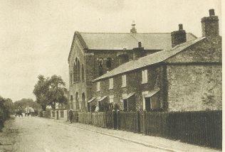 Hesketh Bank Primitive Methodist Chapel