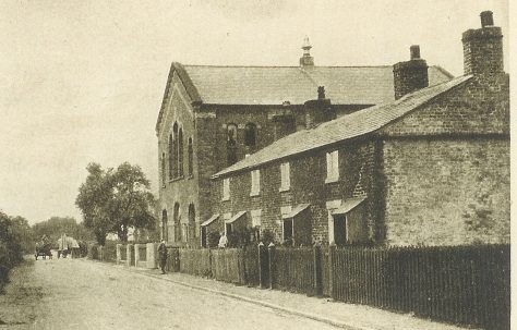 Hesketh Bank Primitive Methodist Chapel